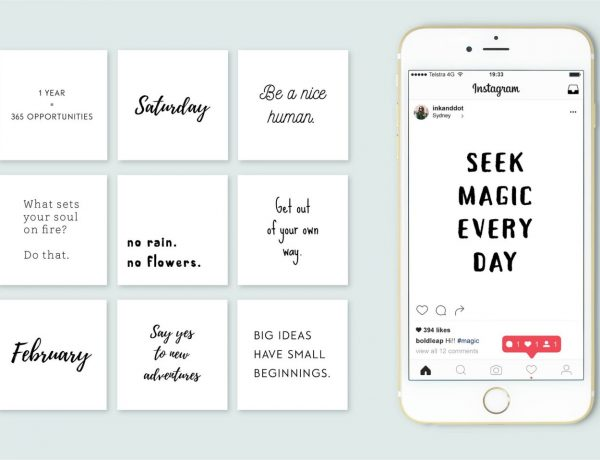 The Ultimate Guide to Creating Instagram Quotes That Will Uplift Your Post